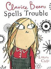 Clarice Bean Spells Trouble Hardcover