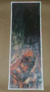 Unloved & Weeded Out Jacob Bannon art print poster Converge Jane Doe