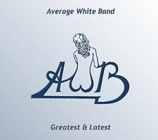 Greatest & Latest [CD & DVD] [Digipak] by The Average White Band (CD, Apr-2005,