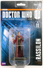 "Doctor Who 4"" No 11 Rassilon Figure Underground 013481"