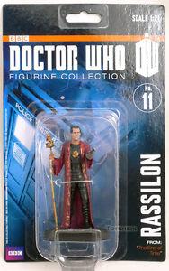 "Doctor Who 4"" No 11 Rassilon figure Underground 013481"