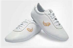 High quality Tai Chi martial arts Kung Fu Wing Chun soft leather sneakers