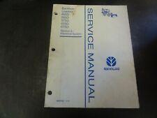 New Holland 455d 555d 575d 655d 675d Backhoe Loader Service Manual Section 3