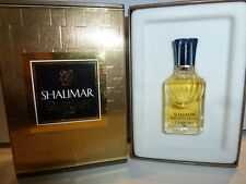 Rare Miniature GUERLAIN SHALIMAR PDT 7,5 ml