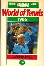 Barrett, The International Tennis Federation World of Tennis 1986, Willow Books