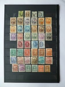 MEXICO :- 1856 - 1914 : Good Mint & Used selection.