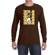 San Diego Padres Fernando Tatis Jr. Text Pic Long sleeve shirt
