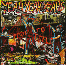 YEAH YEAH YEAHS  ~ Fever To Tell ~ 2003 UK 13-track special edition enhanced CD
