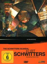 THE SCHWITTERS SCANDAL NEW DVD
