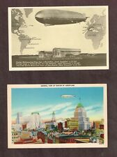 Zeppelins/Airships/Balloons on stamps-SS.'s, Promotional PCs, Cover,Bal of coll.