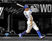 Autographed Mookie Betts Dodgers 11x14 Photo Fanatics Authentic COA