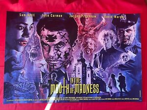 In The Mouth of Madness - Graham Humphreys - Art Print Nt Mondo