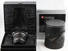 *EXC+* Leica SUMMILUX-M 21mm F/1.4 ASPH 1:1.4/21 6-bit 11647 M8 M9 M10 MM M6 M3