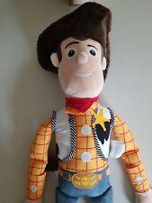 "Toy Story four Woody Large Plush 38"" Tall Disney Pixar Stuffed Plush Animal"