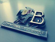 Bentley Racing Grill Badge-Continental Mulliner MULSANNE Spur bentayga-Badge