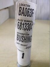 """NEW Industrial Bushing 3"""" long x 1"""" wide, Part Number: 6813304  *FREE SHIPPING*"""