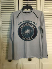 Men's Russell Dri-Power 360 Training Fit Jackson Shirt Philadelphia Eagles Sz S
