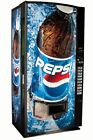 Vendo V-MAX Multi Price Soda Vending Machine w/ Pepsi Graphics Cans Bottles V570