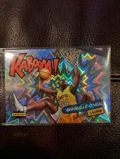 Shaquille O'Neal 2015-2016 Excalibur Kaboom