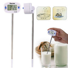 Thermometer für Räucherofen BBQ Smoker Grill RÄUCHERTHERMOMETER -50℃~300℃