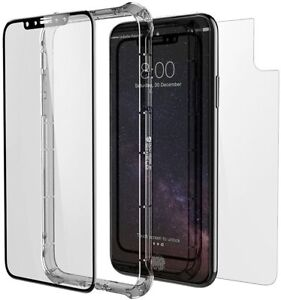 ZAGG InvisibleShield iPhone XS/X Glass+ Contour 360 Full Body Screen Protector