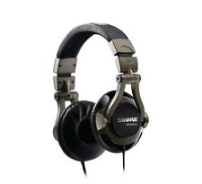 *BRAND NEW* Shure Legendary  Performance SRH550DJ Pro Quality DJ Headphones