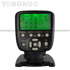 yongnuo Upgraded YN560-TX II Wireless Manual Remote Control for Canon Nikon