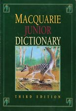 The Macquarie Junior Dictionary: Upper Primary / Lower Secondary (Australian)
