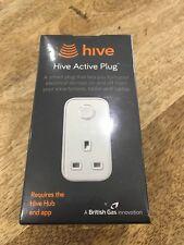 Hive activo Smart Plug. nuevo y sellado en caja.