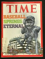 TIME Magazine - April 26 1976 - BASEBALL / Babe Ruth