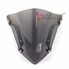 Windscreen Windshield Bracket  For Yamaha FJ-09 MT-09 Tracer 14-16 Smoke