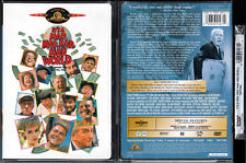 DVD Spencer Tracy IT'S A MAD MAD WORLD Jonathan Winters Terry-Thomas R1 OOP NEW