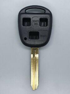 Schlüssel Gehäuse Rohling kurz TOY43 für Lexus IS200 GS300 LS400 RX300 Camry