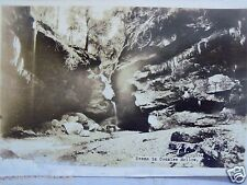 RPPC Gorge at Conkle's Hollow State Park Hocking County, OH. REAL PHOTO POSTCARD