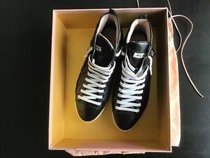 Miu Miu by Prada High Top Sneakers Size 7