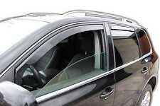 VW TOUAREG  5 portes 2003-2010  Deflecteurs d'air Déflecteurs de vent 4pcs