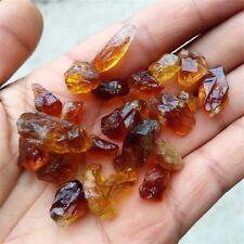 Top!!Natural Topaz Crystal Rough Raw Stone Rock Specimen Brazil 50g