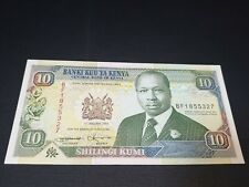 Kenya. 10 Shillings. 1994. P24f. UNC. See Photos. *31