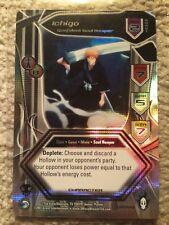 Bleach TCG CCG UR221 Ichigo Confident Soul Reaper Ultra RARE Card
