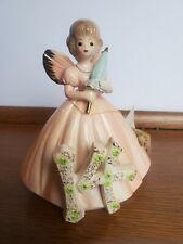 Joseph Original Birthday Angel Girl Porcelain Figurine Age 14 Years Old with Tag