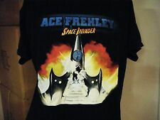 KISS Ace Frehley Space Invader T-Shirt Tagged Size L
