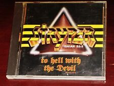 Stryper: To Hell With The Devil CD 1986 Enigma USA CDE-73237, DIDY 1474 Original