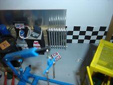 1/18 scale  - Heat Radiator for your shop/garage/diorama