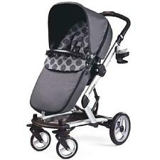 Peg Perego Skate Stroller/Pram System - Pois Grey