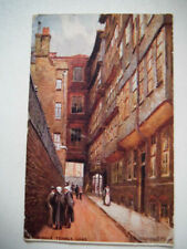London Architecture & Cityscape Collectable Artist Signed Postcards
