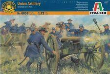 Italeri 1:72 Scale Kit No 6038 ACW Union Artillery
