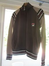 Vintage Borg era Fila Tracksuit top  BJ Early 80's Tennis