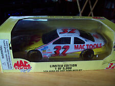 Dale Jarrett 1/24 scale BANK MAC TOOLS #32 Car RACING CHAMPIONS  NEW IN BOX