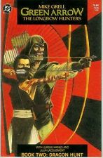 Green Arrow: The Longbow Hunter # 2 (of 3, 2nd printing) (Mike Grell) (USA,1987)