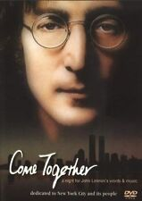 Come Together - A Night For John Lennon's Words And Music R4 DVD as NEW